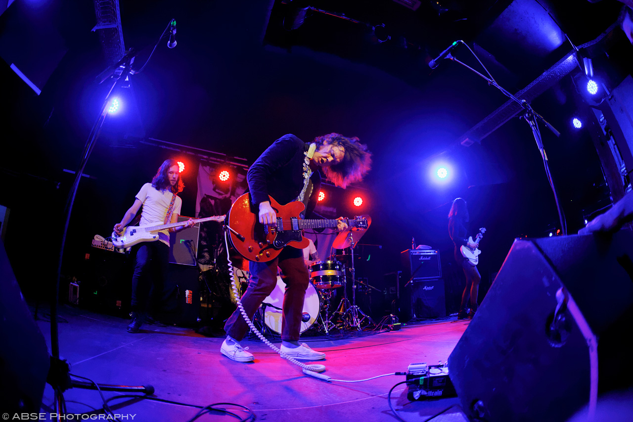 Beach Slang – ABSE Photography